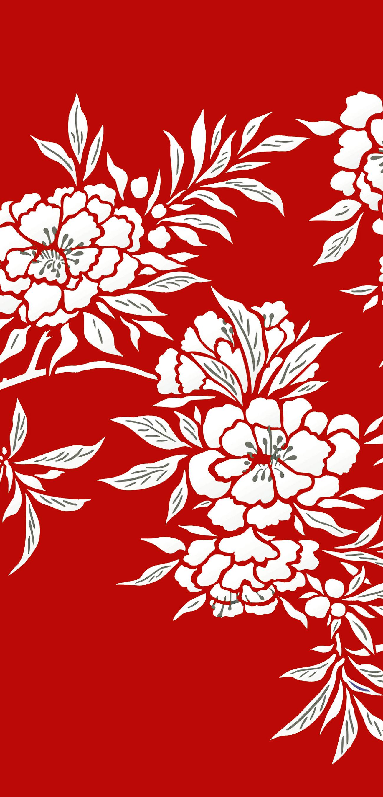 Large Flower Stencils : Large azalea flower stencil henny donovan motif