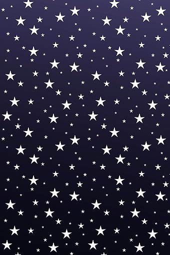 Large Starry Repeat Stencil - Henny Donovan Motif