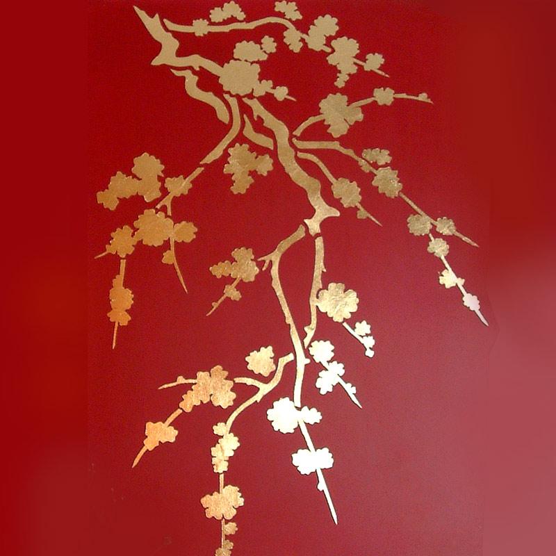 Blossom Stencils