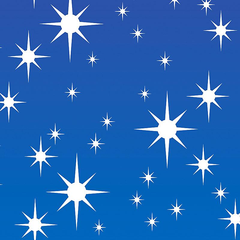 Star & Snowflake Stencils