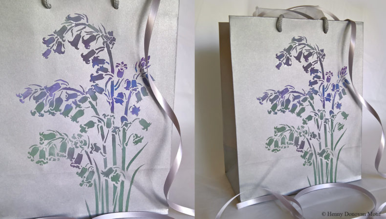 Bluebell-giftbag