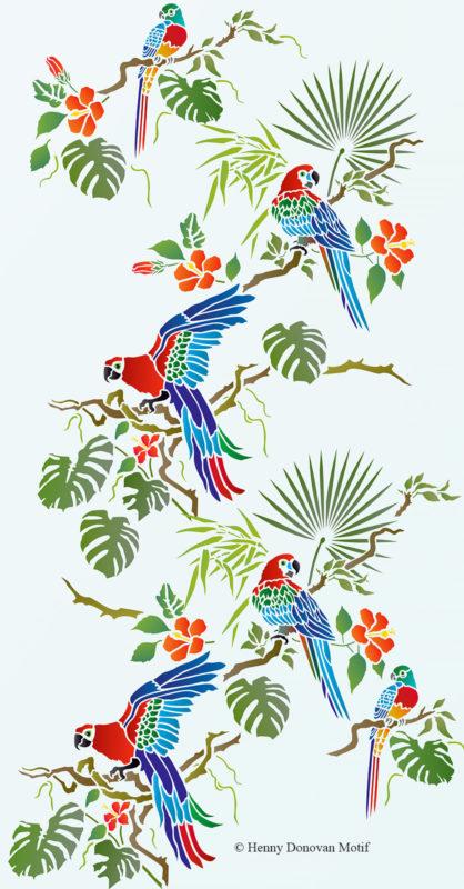 Parrot-theme-pack-stencil-G5A
