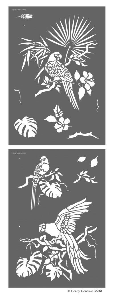 Parrot-theme-pack-stencil-L3