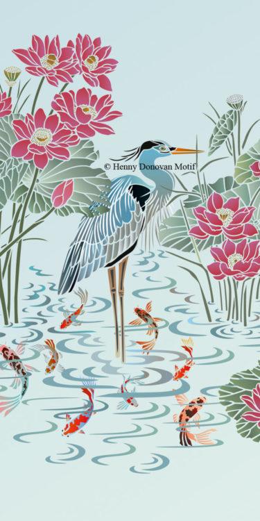 Heron-1-stencil-copyright-Henny-Donovan-Motif-G10