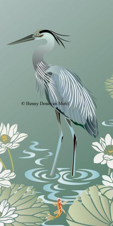Heron-2-stencil-copyright-Henny-Donovan-Motif-G7