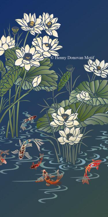 Lotus-Stencil-1-copyright-Henny-Donovan-Motif-G11