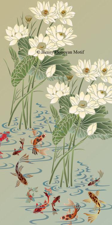 Lotus-Stencil-1-copyright-Henny-Donovan-Motif-G3