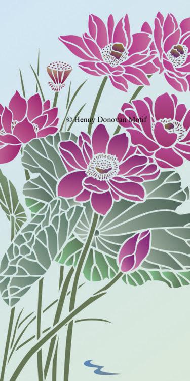 Lotus-Stencil-1-copyright-Henny-Donovan-Motif-G5a