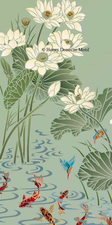 Lotus-Stencil-1-copyright-Henny-Donovan-Motif-G7a