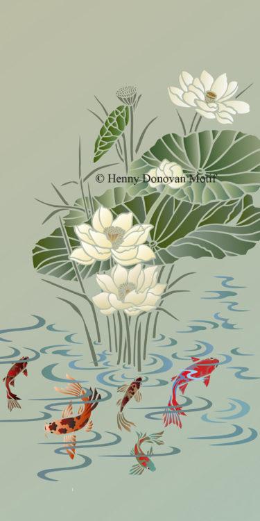 Lotus-Stencil-2-copyright-Henny-Donovan-Motif-H4